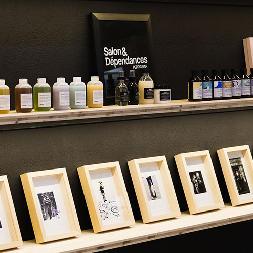 corner shop produits de soin